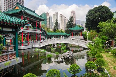 China - Hong Kong - Wong Tai Sin