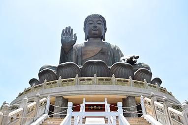 China - Hong Kong - Μεγάλος Βούδας