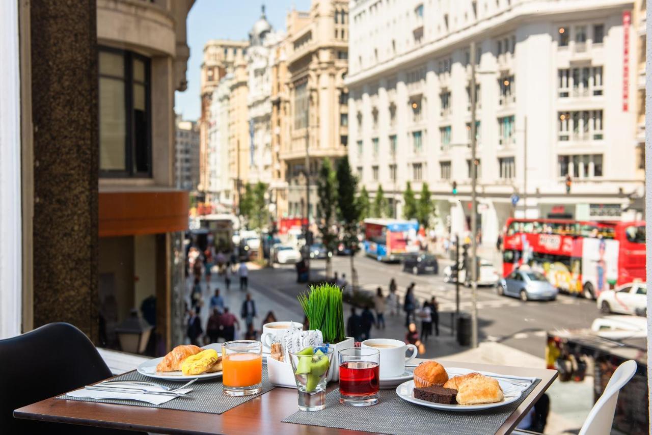 Hotel Madrid Gran Via 25, 3*