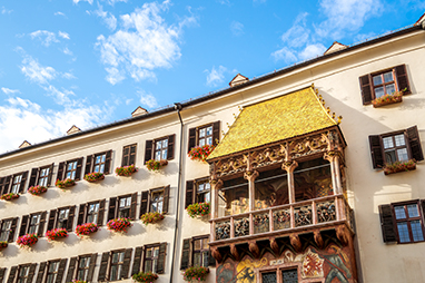 Austria-Innsbruck-Η Χρυσή Στέγη