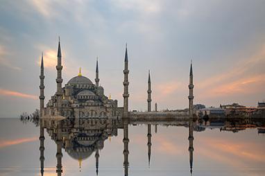 Turkey-Istanbul-Μπλε Τζαμί