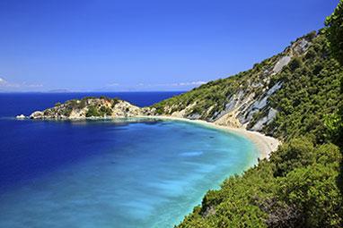 Ionian - Ithaca - Beaches