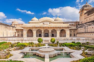 India-Jaipur-Amber Fort