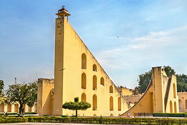 India-Jaipur-Jantar Mantar
