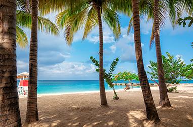 Kingston-Jamaica-Negril Beach & the Negril Cliffs