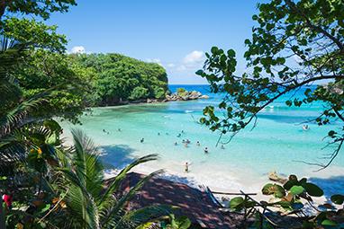 Kingston-Jamaica-Port Antonio