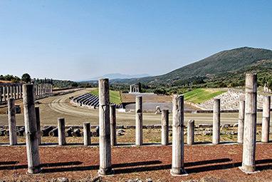 Peloponissos-Kalamata- Ancient Messina