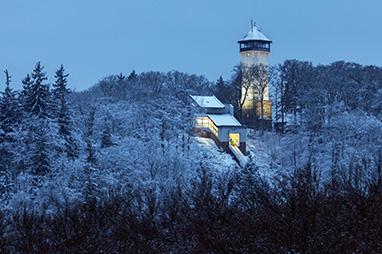 Czech-Karlovy Vary-Diana Tower