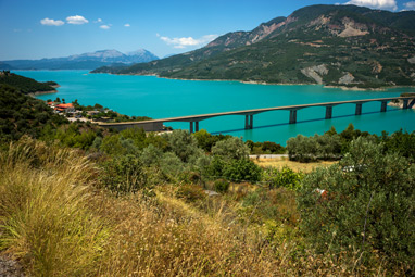 Sterea Ellada - Karpenisi - Lake of Kremasta