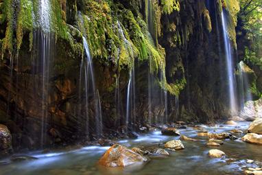 Sterea Ellada - Karpenisi - Gorge Pantavrechei