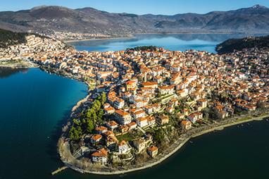 Macedonia - Kastoria - The tour of the Lake