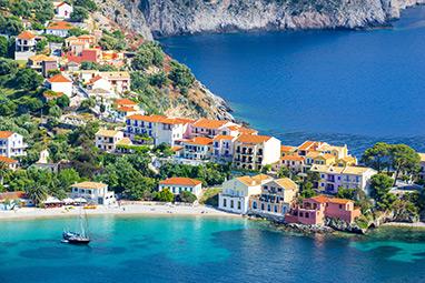 Ionian - Kefalonia - Assos
