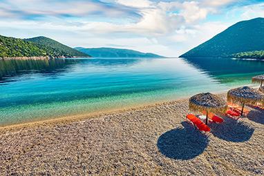 Ionian - Kefalonia - Beaches