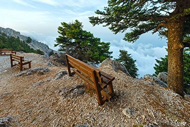 Ionian - Kefalonia - Mount Ainos