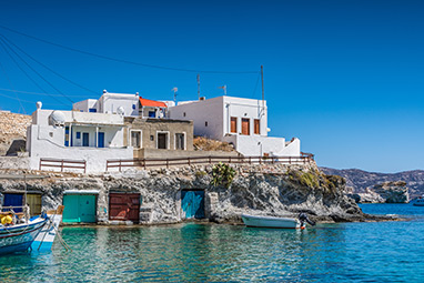 Cyclades-Κίμωλος - Πηγαίνετε στη Γούπα