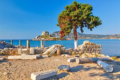 Dodecanese - Kos - Kastri Islet
