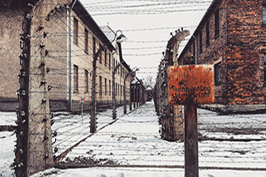 Poland-Krakow-Στο Άουσβιτς