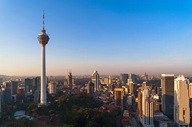 Malaysia-Kuala Lumpur-Πύργος Menara KL