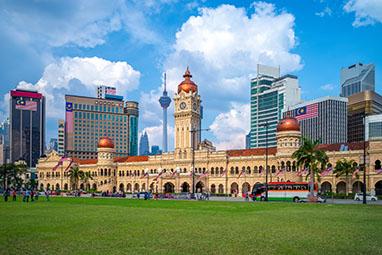 Malaysia-Kuala Lumpur-Κτήριο Sultan Abdul Samad