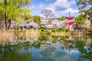 Japan-Kyoto-Ναός Daikaku-ji