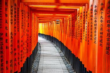 Japan-Kyoto-Fushimi Inari Taisha