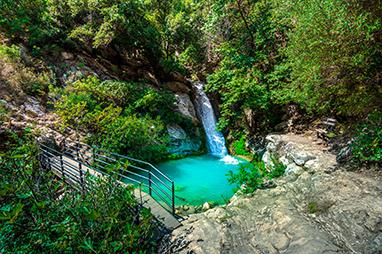 Peloponnese-Kyparissia-Φαράγγι Νέδας
