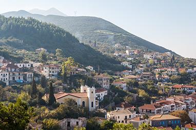 Peloponnese-Kyparissia-Παλιά πόλη