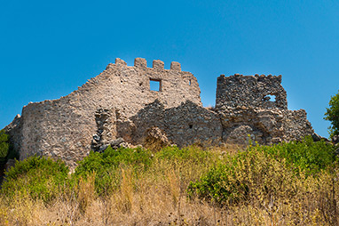 Ionian - Kythira - Castle of Paleochora