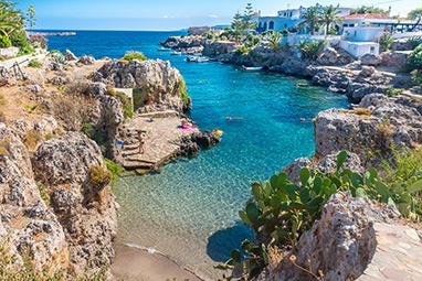 Ionian - Kythira - Beaches