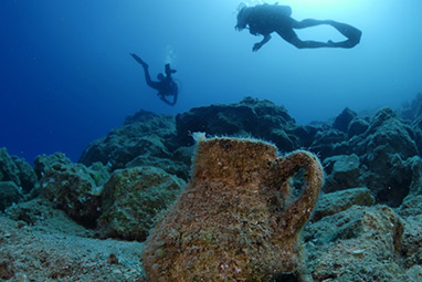 Ionian - Kythira - Diving