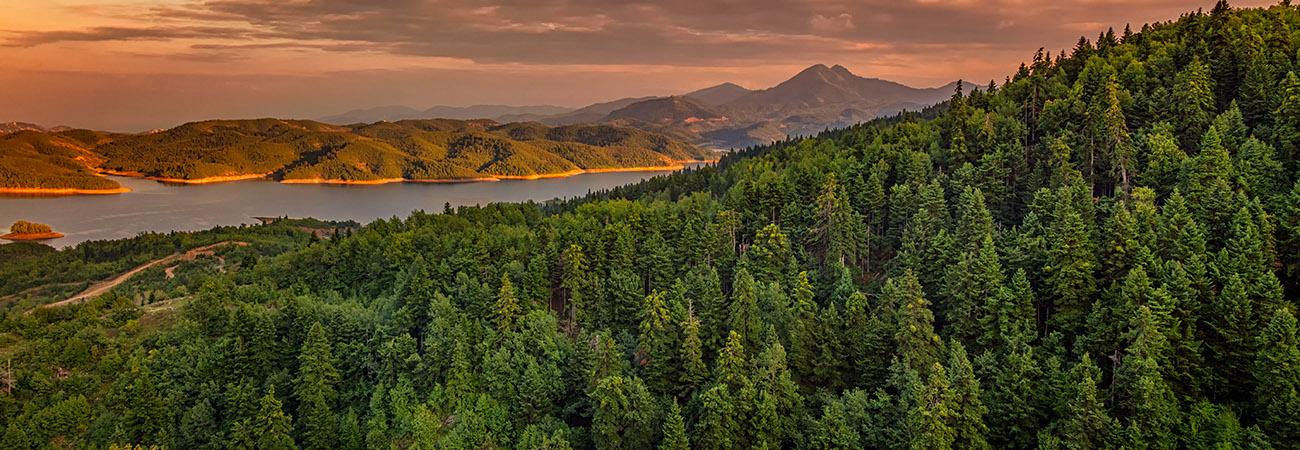 Lake Plastira - Zagoria: Explore the Mountains and the wild rivers