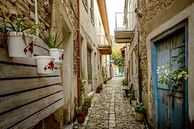 Cyprus-Larnaka-Lefkara