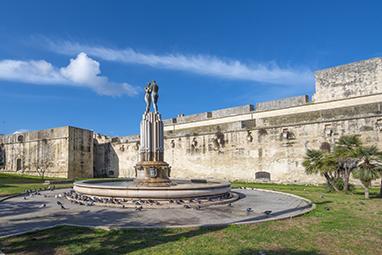 Italy - Lecce - Lecce Castle