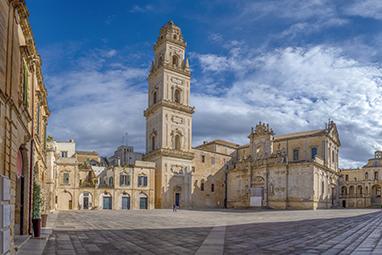 Italy - Lecce - Cathedral of Maria Santissima Assunta