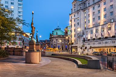 United Kingdom-Leeds-Civic Quarter