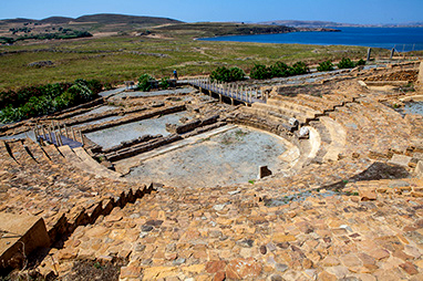 North Aegean Islands - Lemnos - Hephaistia