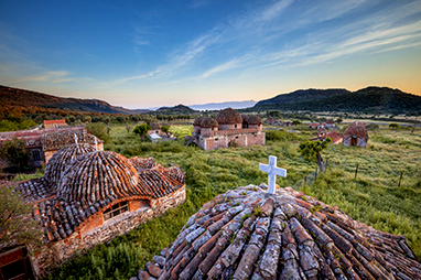 North Aegean Islands - Lesvos - The monasteries