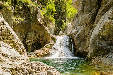 Litochoro-Enipeas Gorge