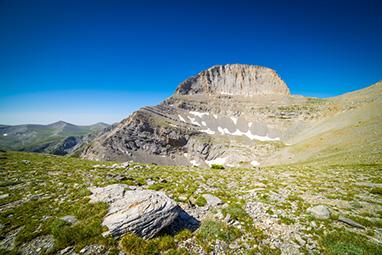 Litochoro-Olympus mountain