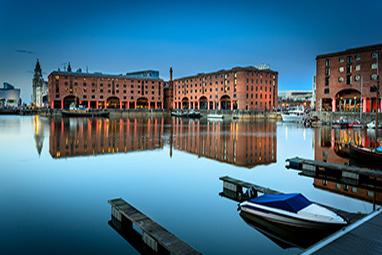 England - Liverpool - Albert Dock