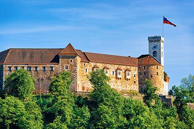 Slovenia - Ljubljana - Castle