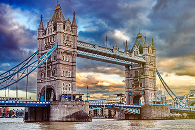 England - London - Tower Bridge
