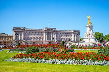England - London - Buckingham Palace