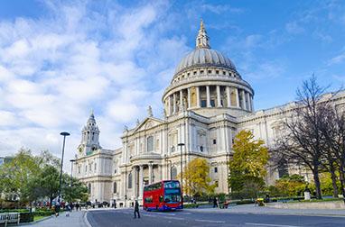 England - London - Καθεδρικός Αγίου Παύλου