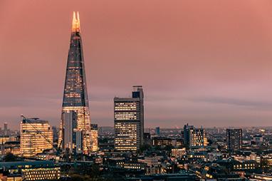 England - London - The Shard