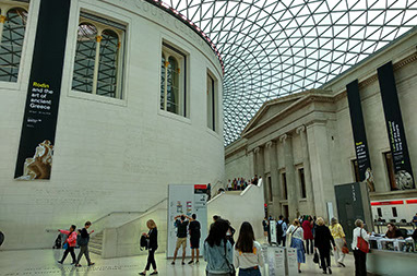 England - London - Βρετανικό Μουσείο