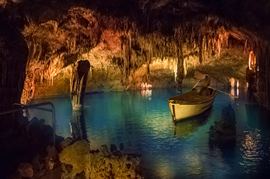 Spain-Mallorca-Drach Caves