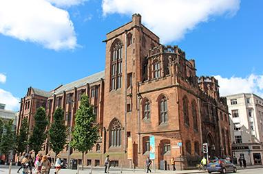 England - Manchester- John Rylands Library