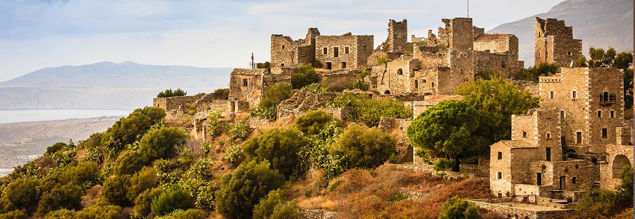 Peloponnese, Mani