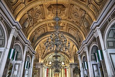 Philippines - Manila - San Agustin Church and Museum